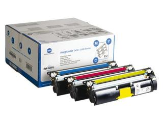 Konica-Minolta supplies