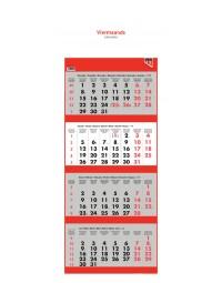 4-maandskalender 2018 quantore